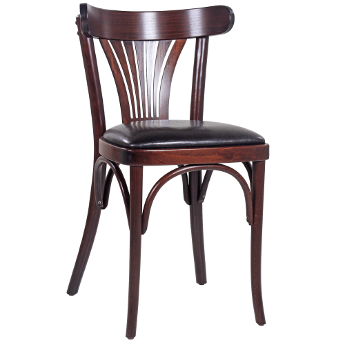 Drevé ohýbané stoličky