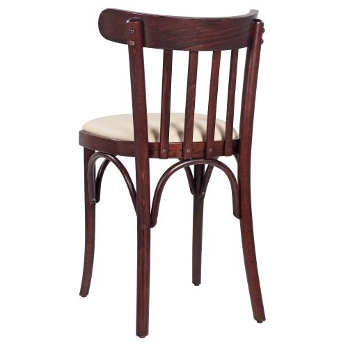 Dřevěné ohýbané židle masivní buk