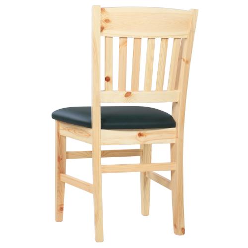 Drvené stoličky borovica masív
