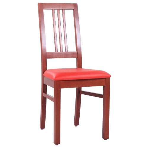 Dřevěné židle do restaurace levné