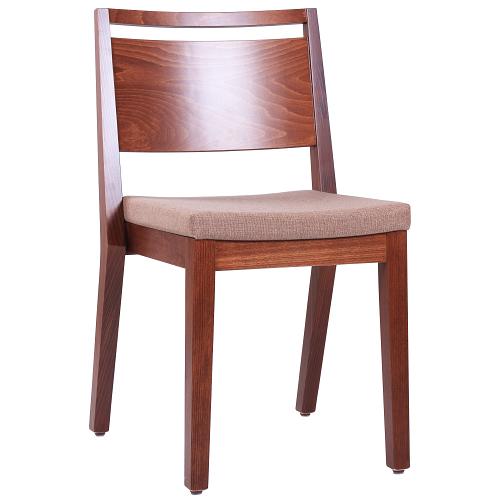 Židle do restaurace stohování