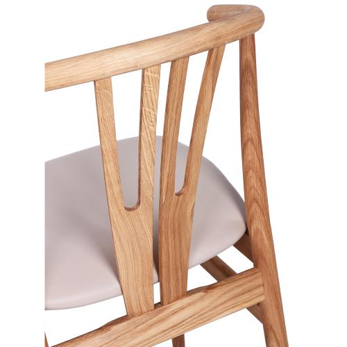 Restaurační židle dubové
