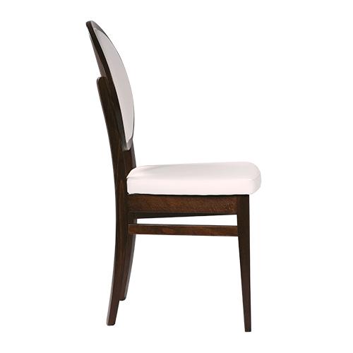 Židle s ornamentem