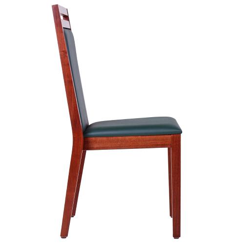 Možnost stohování židle do restaurace