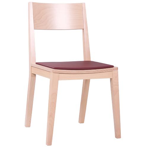 Dřevěné židle do restaurace bistra