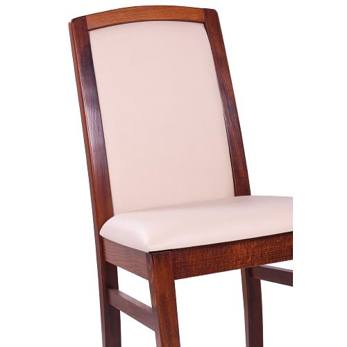 Čalouněné restaurační židle