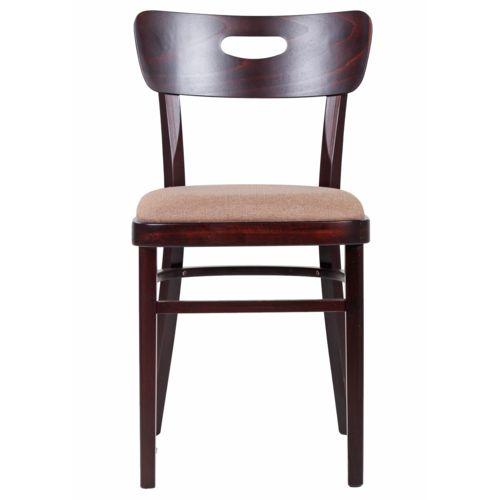 Restaurační dřevěné židle