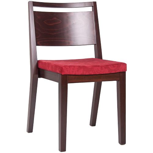 Drevené stoličky do reštaurácie stohovanie