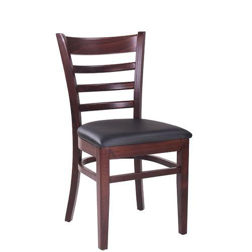Dřevěné restaurační židle WILMA P