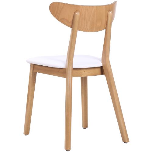Drevené stoličky reštauračné