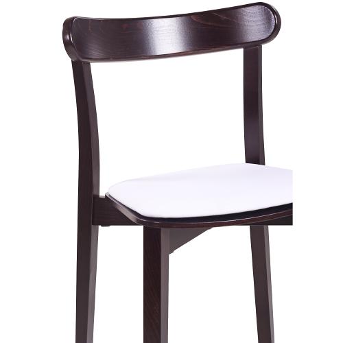 Dřevěné bistro židle