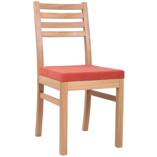 Drevené reštauračné stoličky masívny dub