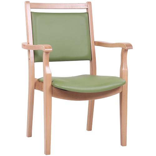 Drevené stoličky pre seniorov