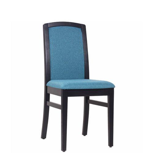 Dřevěné čalouněné židle HELA do restaurace