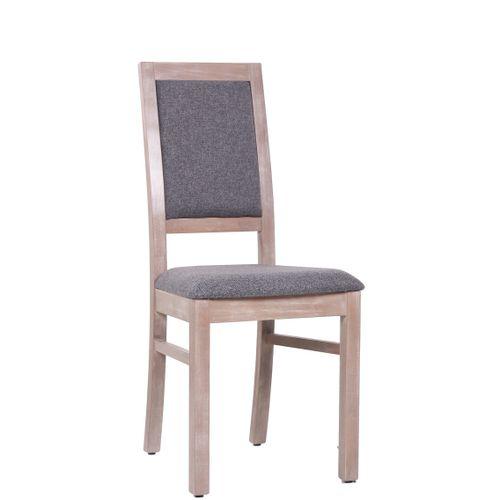 Dřevěná čalouněná židle BOB