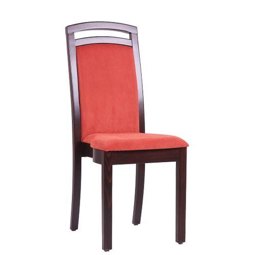Dřevěná židle čalouněná HEROLD ST