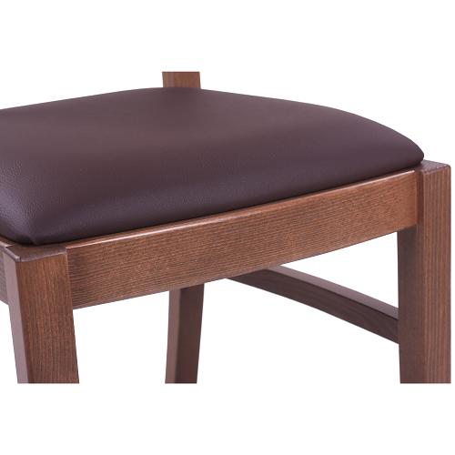 Moderní elegantní jídelní židle