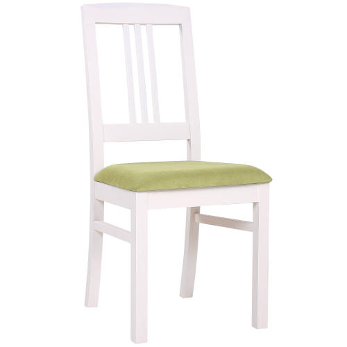 Židle masiv borovice čalouněný sedák