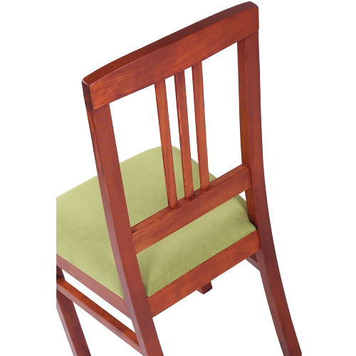 Borovicové židle masiv
