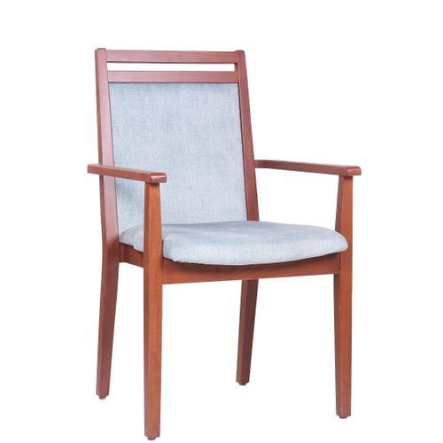 Modulární židle pro seniory LUIS odnímatelný sedák s možností stohování