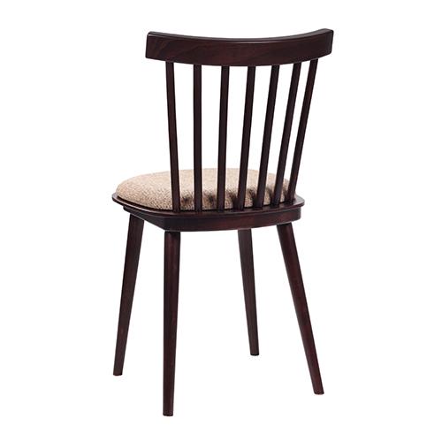 Dřevěné židle retro styl