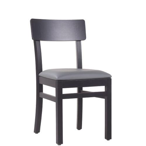 Moderní židle GENT P do restaurace s čalouněním
