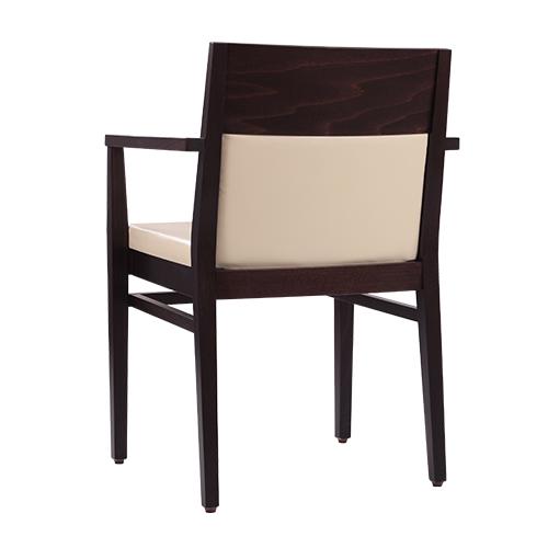Drevené čalúnené stoličky pre reštaurácie