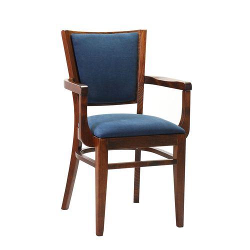 Dřevné židle do restaurace