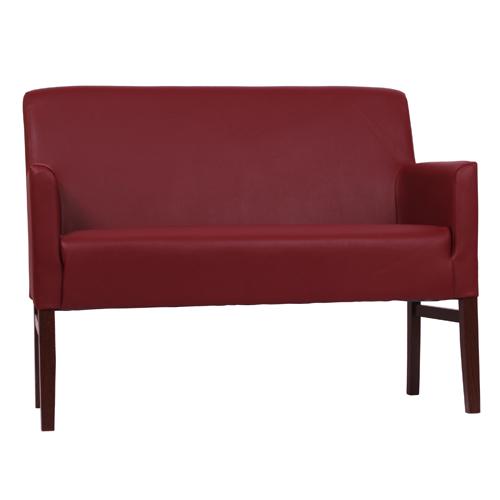 Čalouněná lavice a křesla