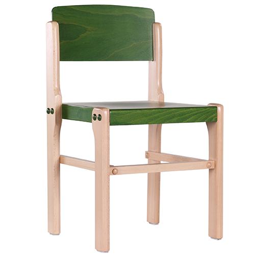 Dětskédřevěné židle do školky