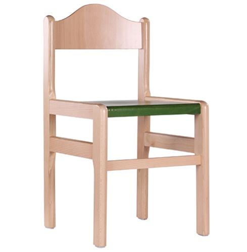 Dětské dřevěné židle