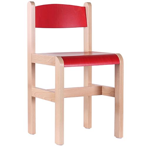 Detské stoličky drevené