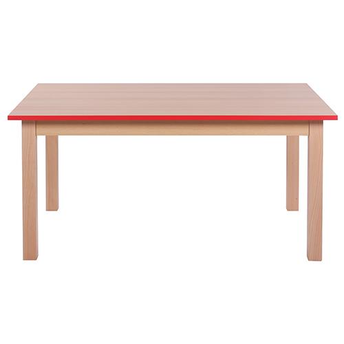 Detské drevené stoly do školky