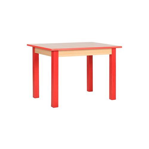 Dětské dřevěné hrací stoly