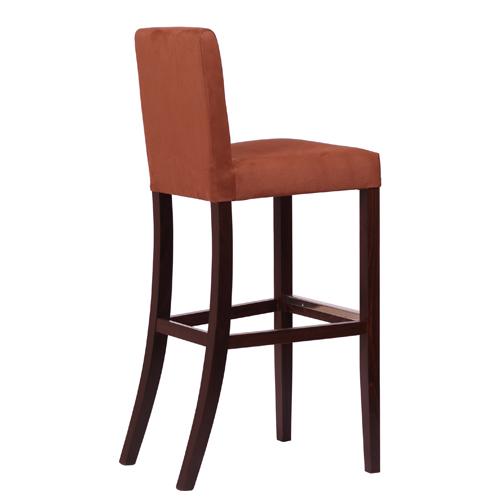 Restaurační čalouněné barové židle do restaurace