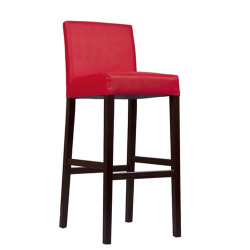 Celočalouněná barová židle