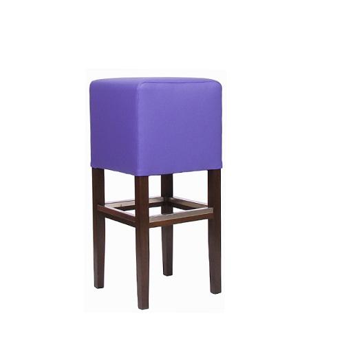 Dřevěná barová židle FABIO TP