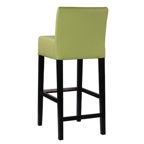 Dřevěné barové židle