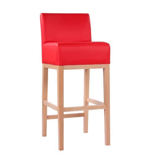Dřevěné barové židle MODERO HRL