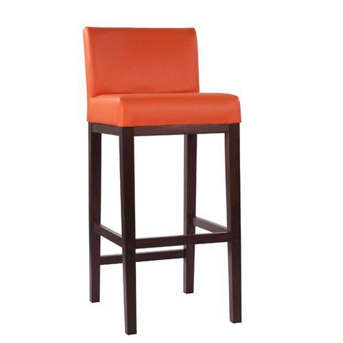 Dřevěné barové židle MODERA HRL