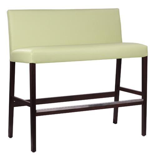 Barové dřevěné lavice a židle