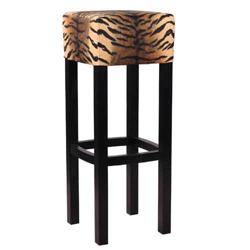 Drevené stoličky safari
