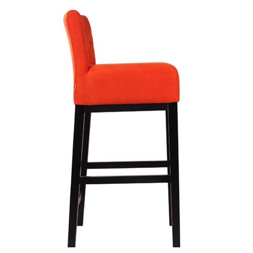 Čalúnené barové stoličky pre reštaurácie