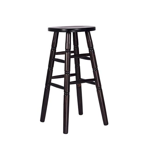 Dřevěná barová židle TIM