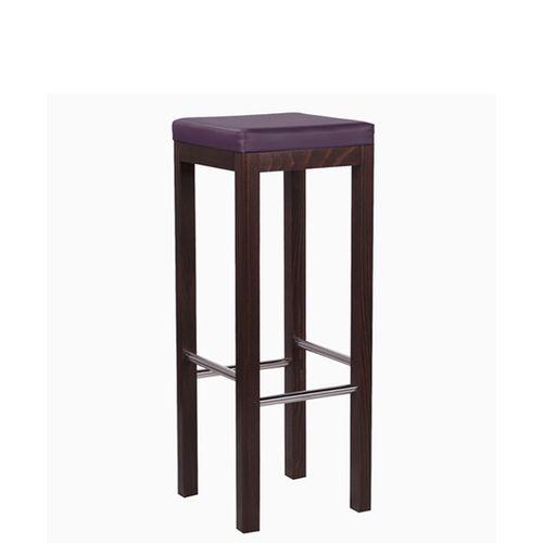 Dřevěná barová židle LIVO P IX