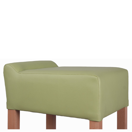 Čalouněný sedák pro barové židle