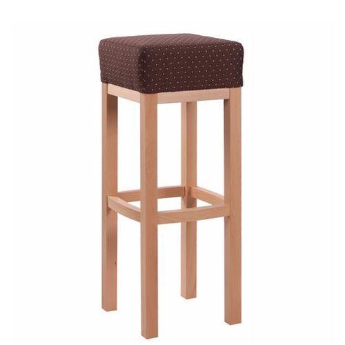 Dřevěná barová židle ALBERTO
