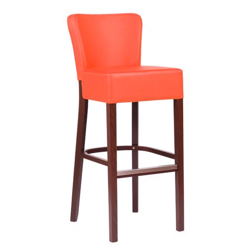 Dřevěná barová židle TANJA BAR