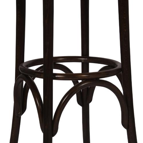 Barové židle z ohýbaného dřeva TON