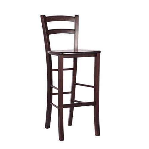 Dřevěné barové židle RICARDO BAR